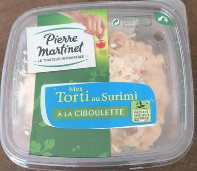 Salade de pâtes et de surimi - Produit - fr