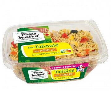 Taboulé au poulet à la ciboulette - Ingrediënten - fr