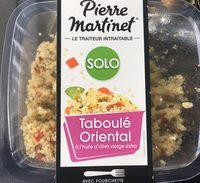 Taboulé oriental à l'huile d'olive vierge extra - Produit - fr