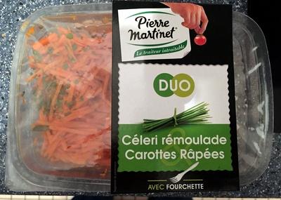 Duo Céleri Rémoulade & Carottes Râpées - Product
