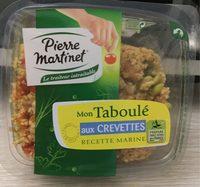 Taboulé aux crevettes - Product