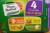 4 Salades Portions - Product