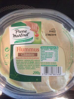 Hummus clásico - 3