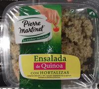 Ensalada de quinua con hortalizas - Producto