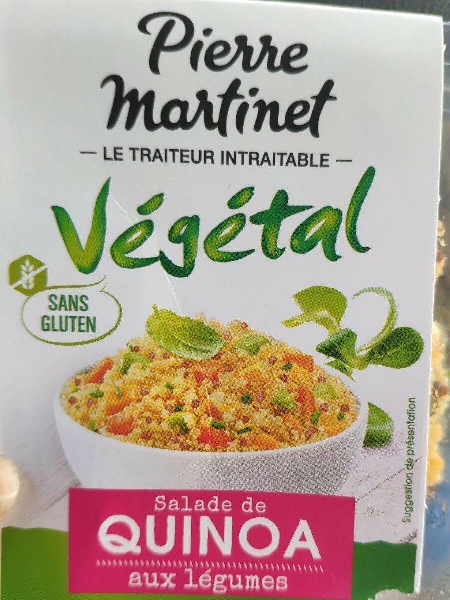 Salade de quinoa aux légumes - Prodotto - fr