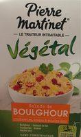 Salade de Boulghour - Product - fr