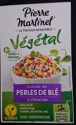 Salade de perles de blé à l'échalote - Product - fr