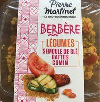 Légumes semoule de blé dattes cumin - Product - fr