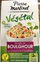 TEST - BOULGHOUR CRANBERRIES NOISETTES - Product