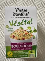Végétal Salade de Boulghour - Product - fr