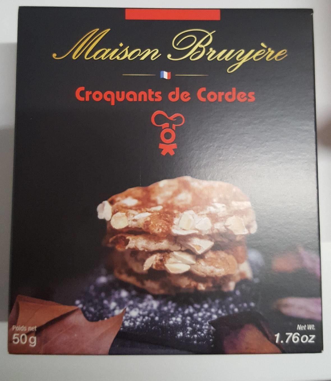 I' Incomparable Croquant De Cordes Maison Bruyere - Product - fr