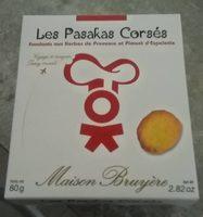 Les pasakas corsés - Product - fr