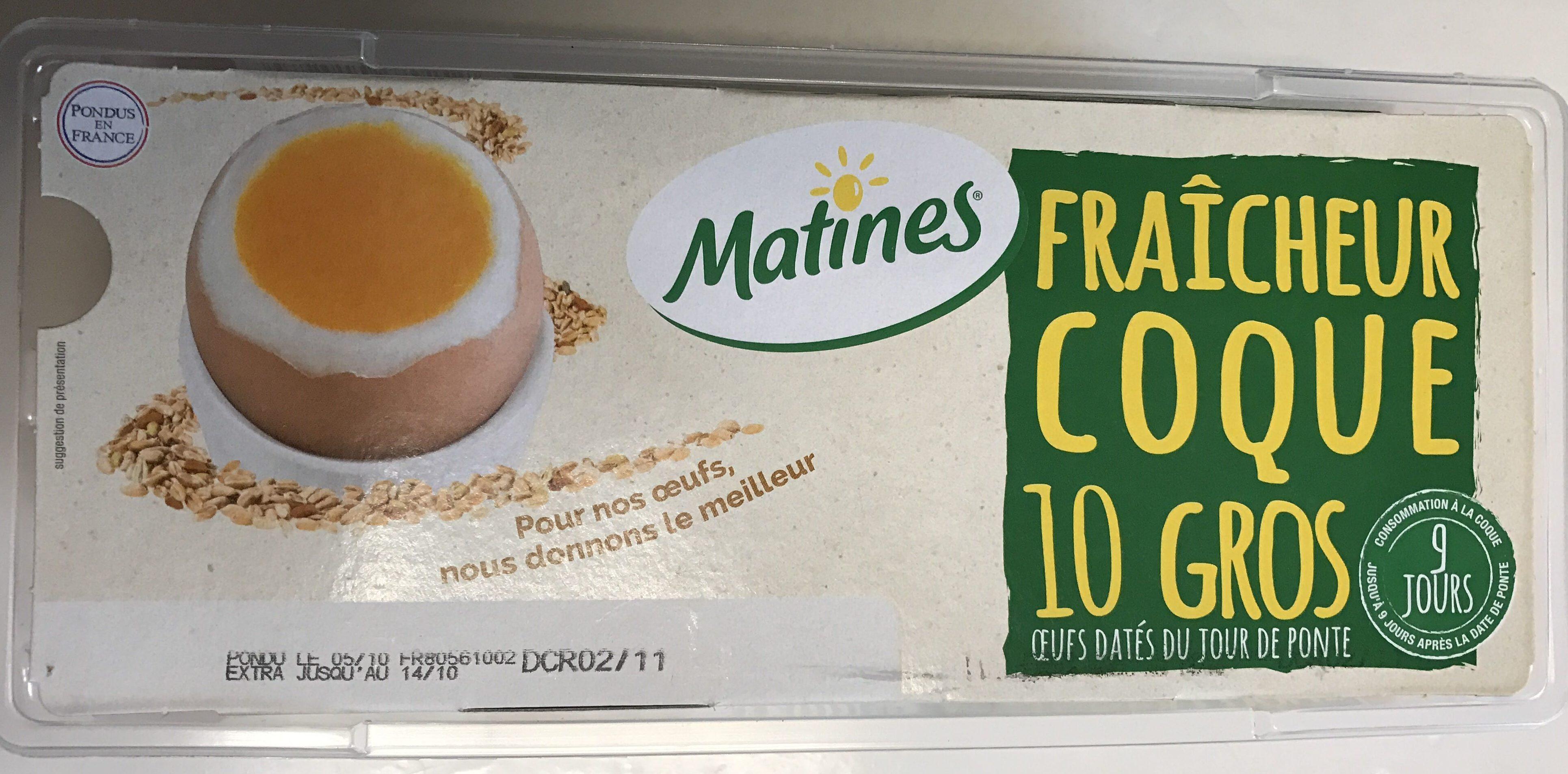 Fraîcheur Coque Gros - Product - fr