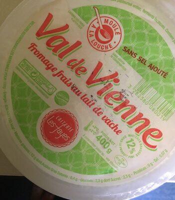 Fromage Blanc Moulé à La Louche - Nutrition facts - fr