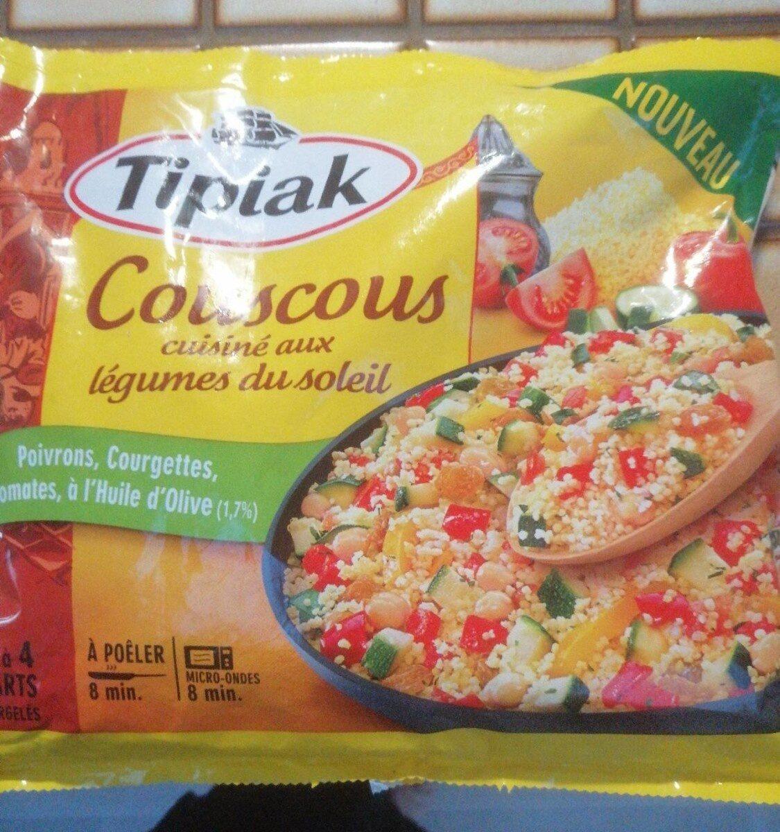 Couscous cuisines aux légumes du soleil - Prodotto - fr