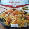 Paella royale, Surgelée - Produit