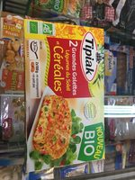 Tipiak 2 grandes galettes legime du soleil cereales - Produit - fr