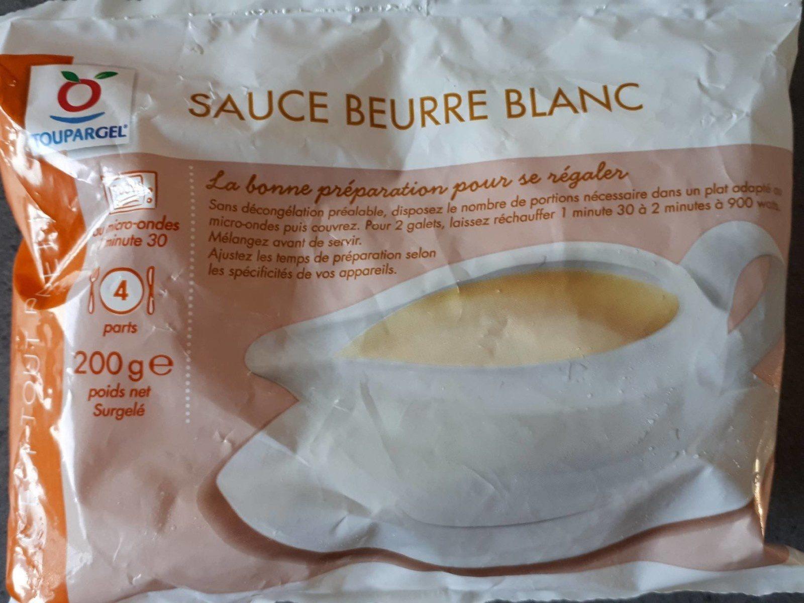Sauce Beurre Blanc - Produit