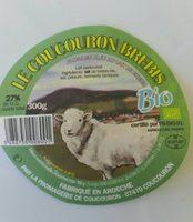 Coucouron brebis bio (fromage bleu au lait de brebis) - Product