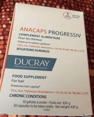 ANACAPS Progressiv - Produit - fr
