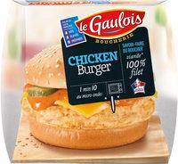 Chicken Burger - Produit - fr