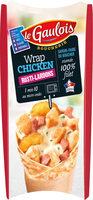 Wrap Chicken Rösti Lardons - Produit - fr