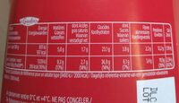 wrap chicken façon tex mex boucherie x1 - Voedingswaarden - fr