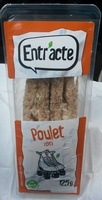 Sandwiches Poulet Roti - Product