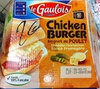 Chicken Burger - Produit