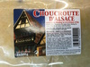 Choucroute d'Alsace cuisinée au Riesling et à la graisse d'Oie - Produit