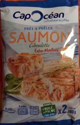 Saumon Ciboulette Extra-Moelleux - Product - fr