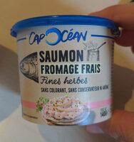 Saumon Fromage Frais Ail & Fines Herbes - Product - fr