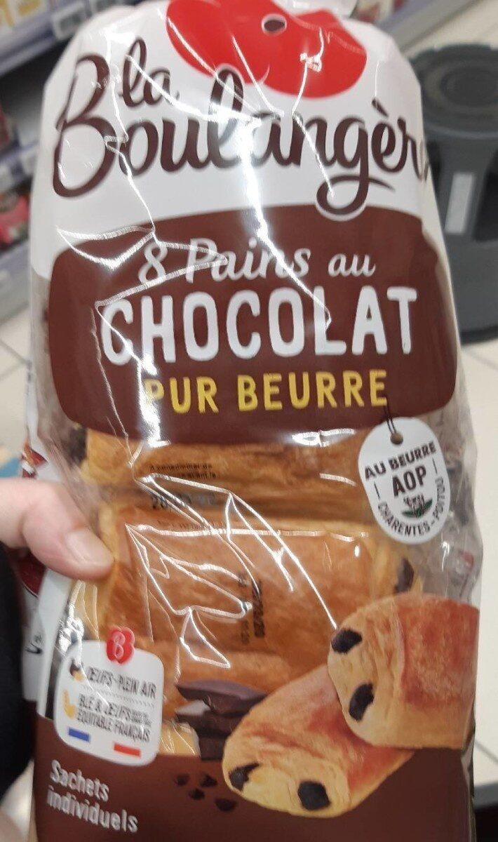 Pain au chocolat - Product - fr