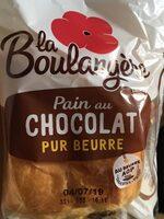 Pain au chocolat pur beurre - Prodotto - fr