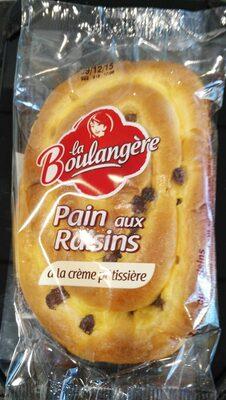 Pain au raisin - Produit - fr