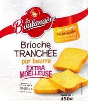 Brioche tranchée pur beurre - Producto