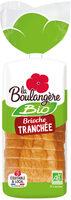 Brioche tranchée Bio - Product - fr