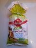8 Briochettes aux Pépites de Chocolat au lait Bio  - Product