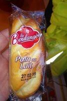 Pain au Lait La Boulangere - Produit - fr