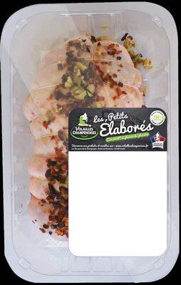 Roulé de dinde farci aux olives - Produit - fr