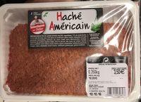 Haché Américain - Product - fr