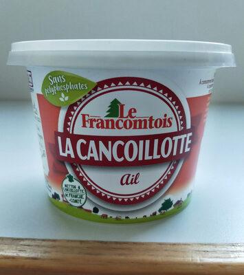 La cancoillotte Ail - Produit - fr
