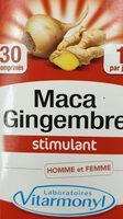 Vitarmonyl 2 / J Maca - Voedingswaarden - fr