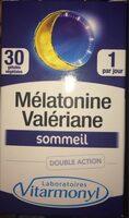 Mélatonine Valériane - Product - fr