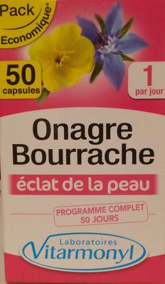 Onagre Bourrache éclat de la peau - Product - fr