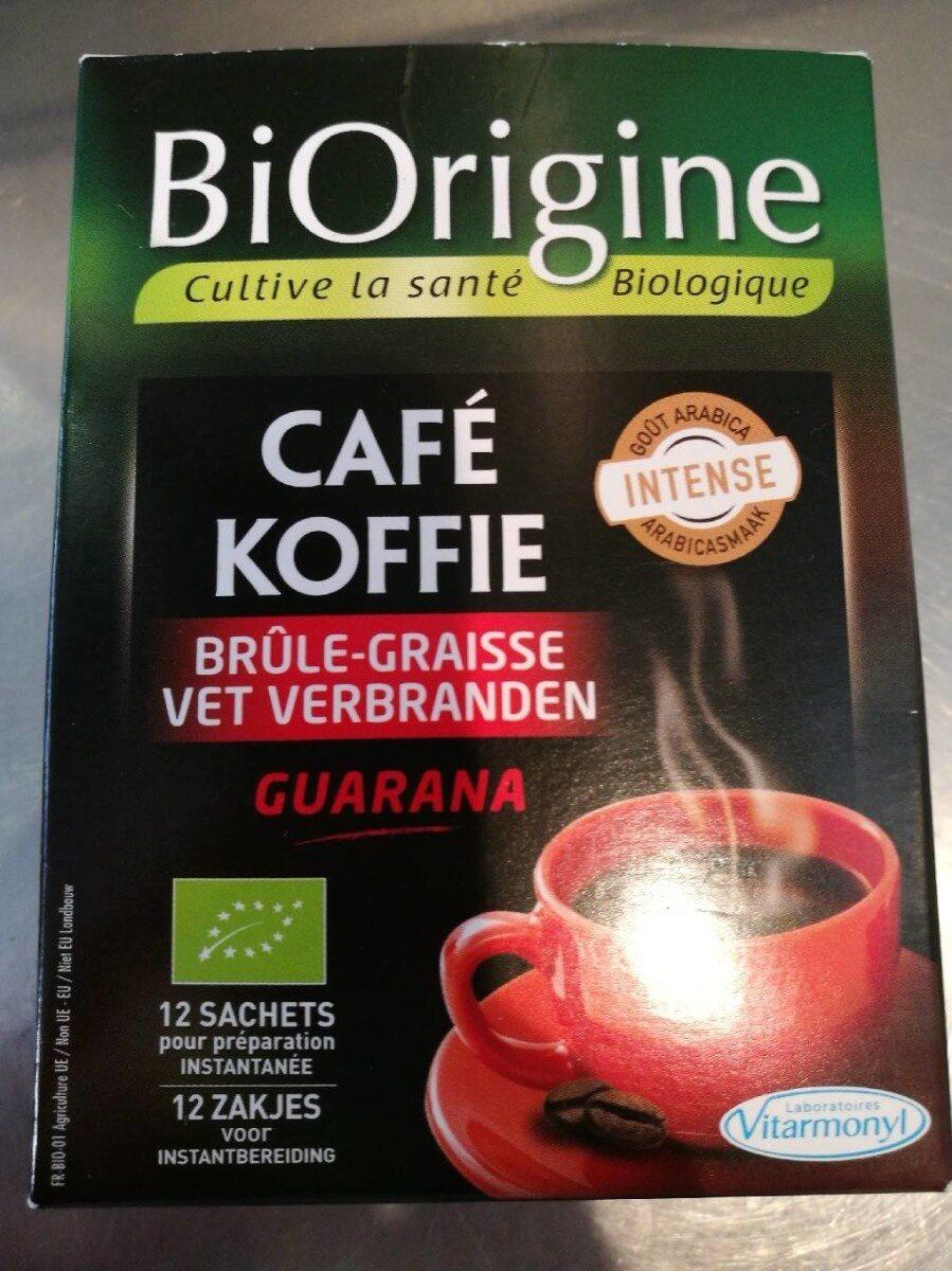 Café Brûle Graisse - Product - fr