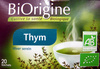 Thym BiOrigine - Product