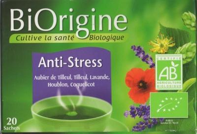 Tisane bio - Product