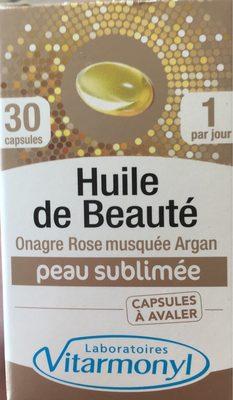 Huile De Beauté - Product