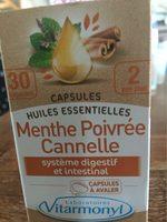 Menthe Poivrée Cannelle - Product - fr